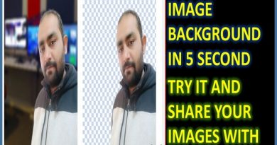 How to Remove Image Background in 5 Second