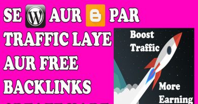 How to get fast traffic to your website