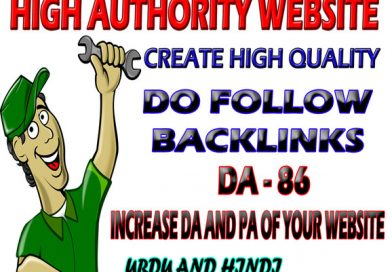 What is do follow backlinks?
